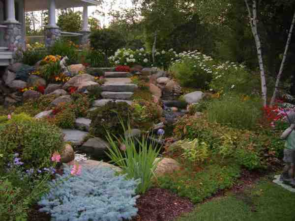 landscape design homer glen outdoor