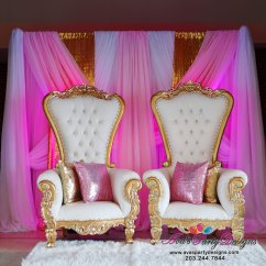Throne Chairs For Rent Black Wood Chair Our Party Rental Gallery Ava Designs