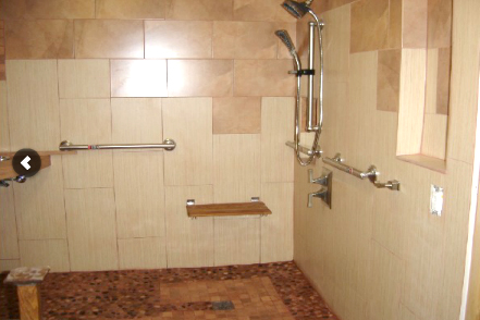 Anchorage AK bathroom remodeling  Wild STile
