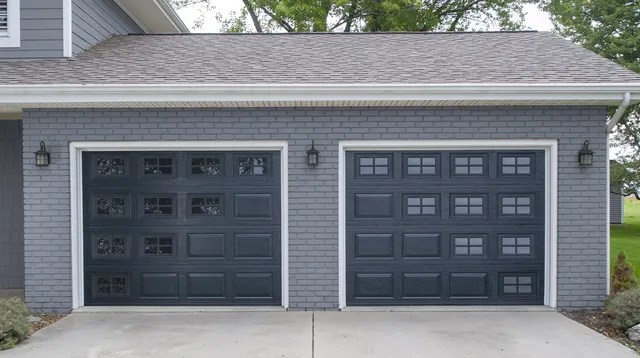 Walk Through Garage Door Canada