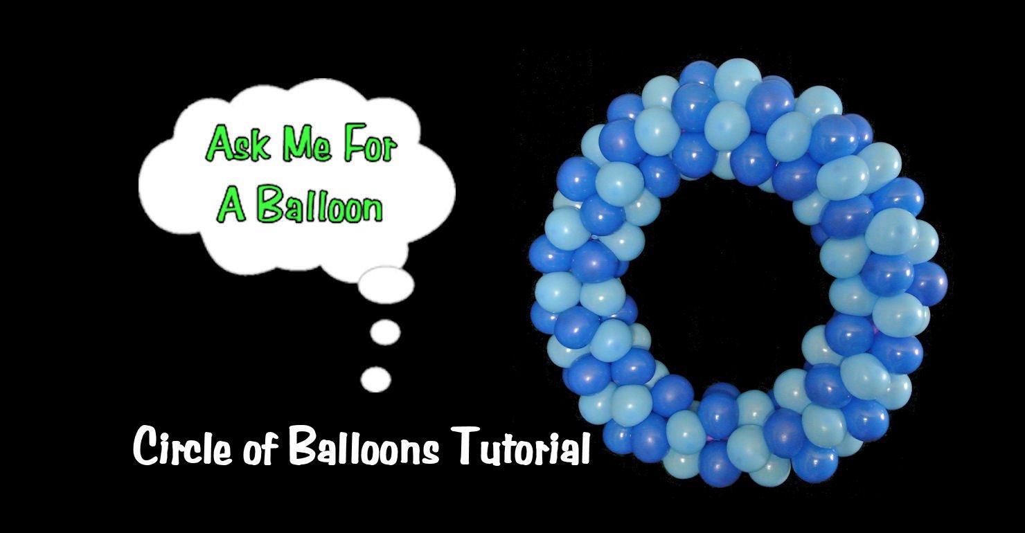 Balloon Decoration Video Tutorials