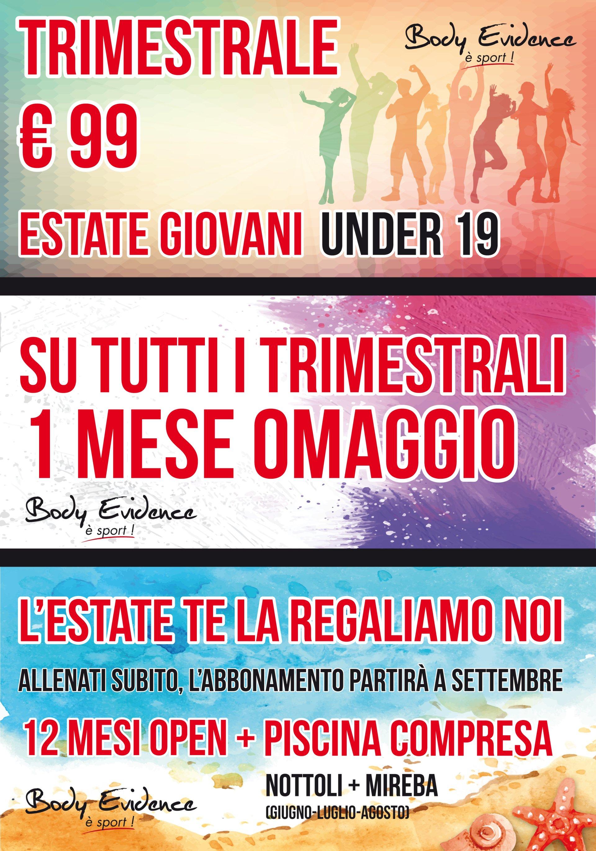 Palestra  Conegliano  Vittorio Veneto  Body Evidence