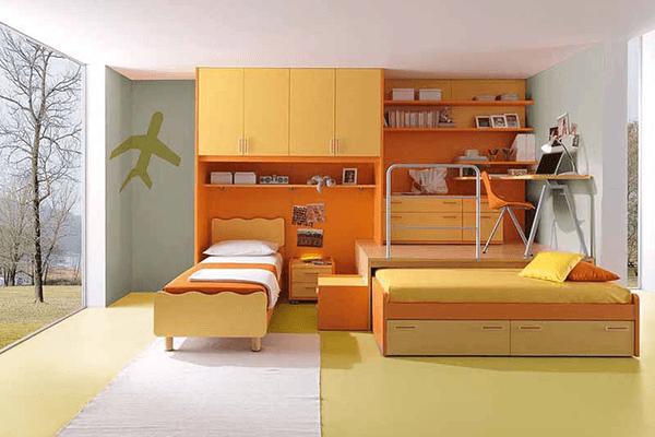 Stanzette moderne  Caserta  Trepiccione camerette