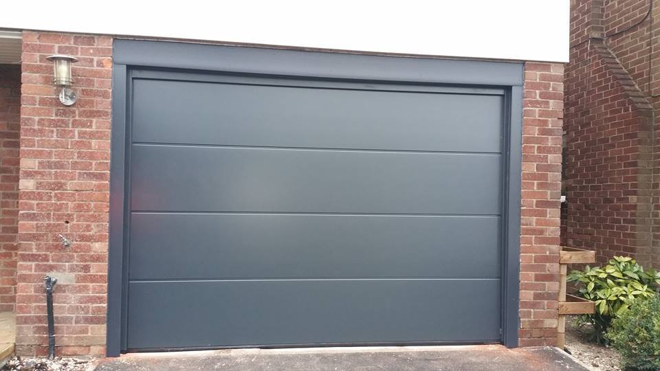 Quality garage doors in Bolton