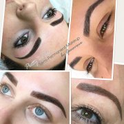 pretty in ink semi-permanent eyebrows