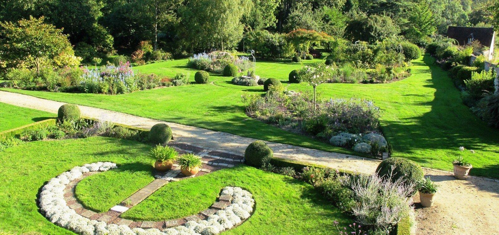 Jardins de VielsMaisons  Parc et jardins du Pays du Sud de lAisne en Picardie  Jardins de France