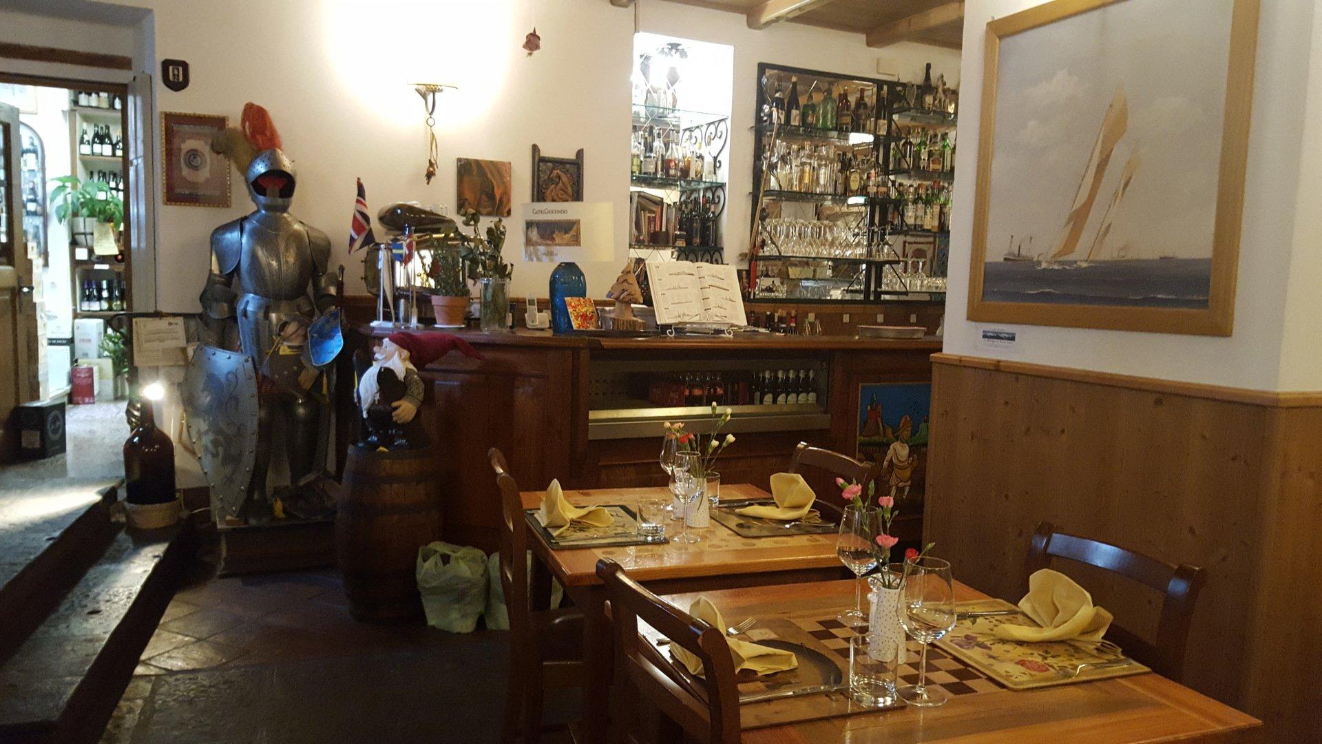 Cucina ligure  Genova  Migone Ristorante Enoteca