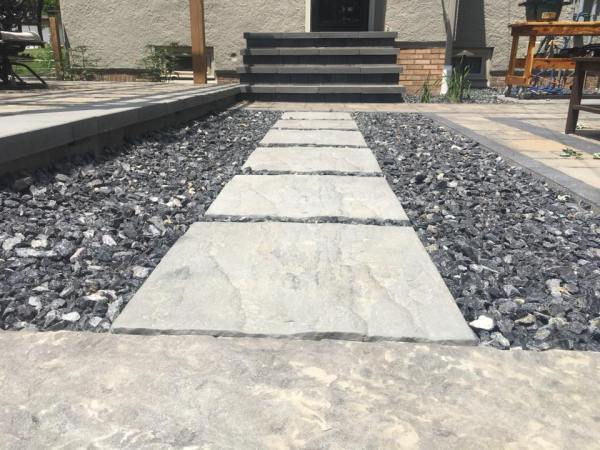 investing in quality hardscape