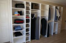 Storage Solutions Wardrobe Internals L. Wardrobes