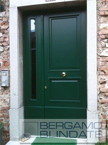 Porta blindata  Nembro  Valseriana  Bergamo Blindate