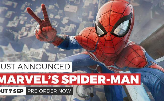 Game Pontypridd To Host Midnight Release For Highly Anticipated Spiderman Game