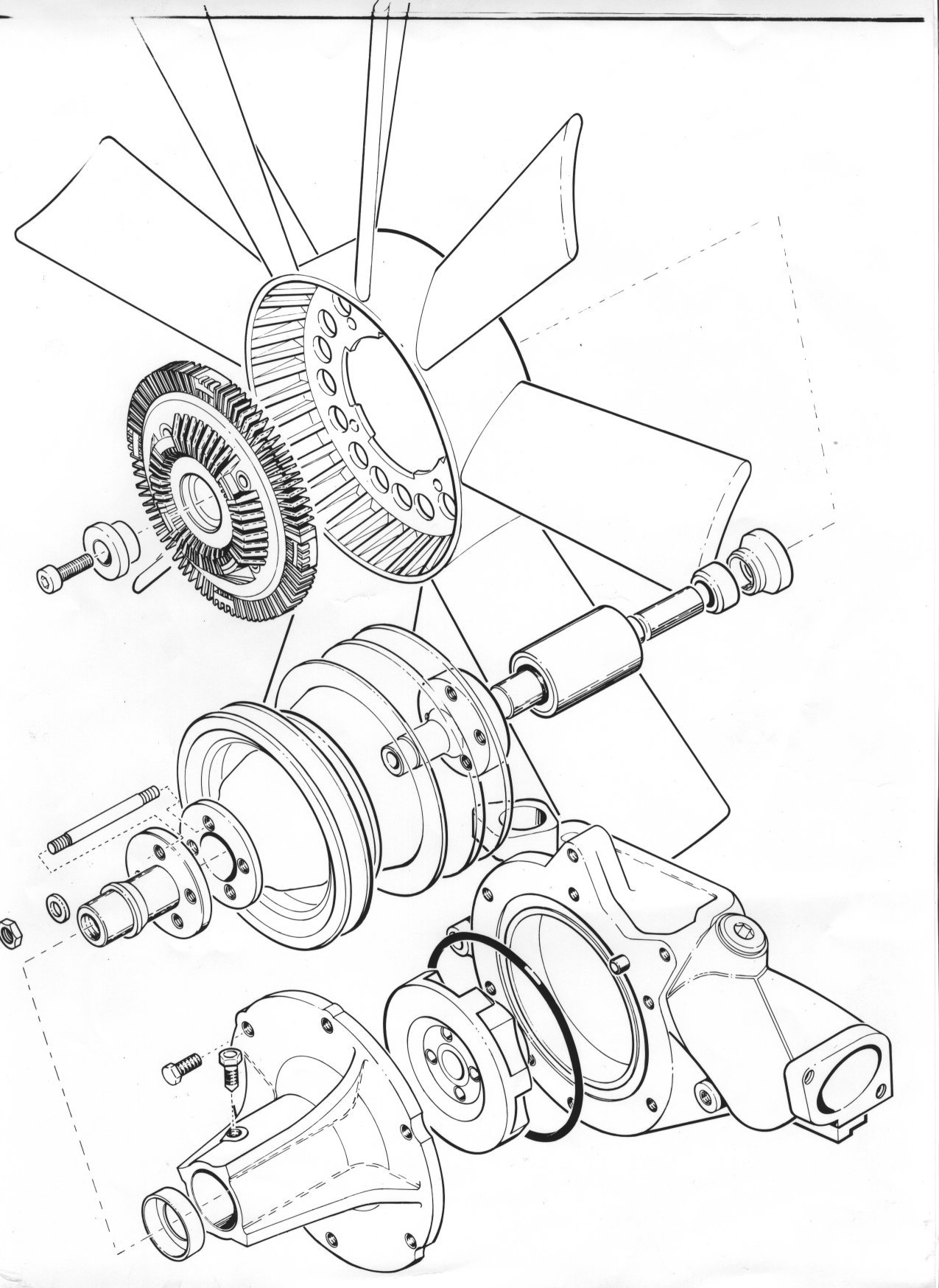 Impress Visuals Technical Illustration