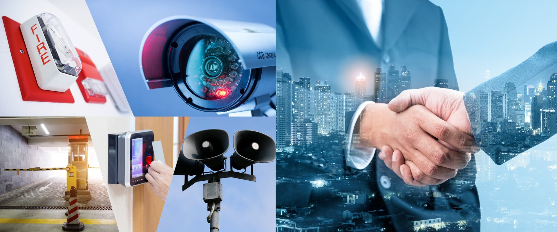 Top Five Home Security Systems