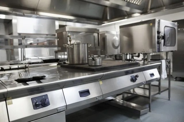 industrial kitchen cleaning services kraftmaid kitchens gallery deep mobile hygiene utensils hob and equipment