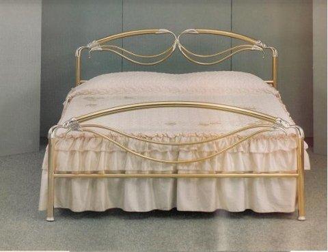Materassi, letti, reti, accessori, divani, poltrone e tanto altro. Letti In Ottone Su Misura Roma Roberto Pala