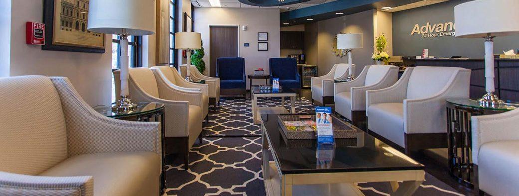 Galleria Area Location | Advance ER | Dallas TX