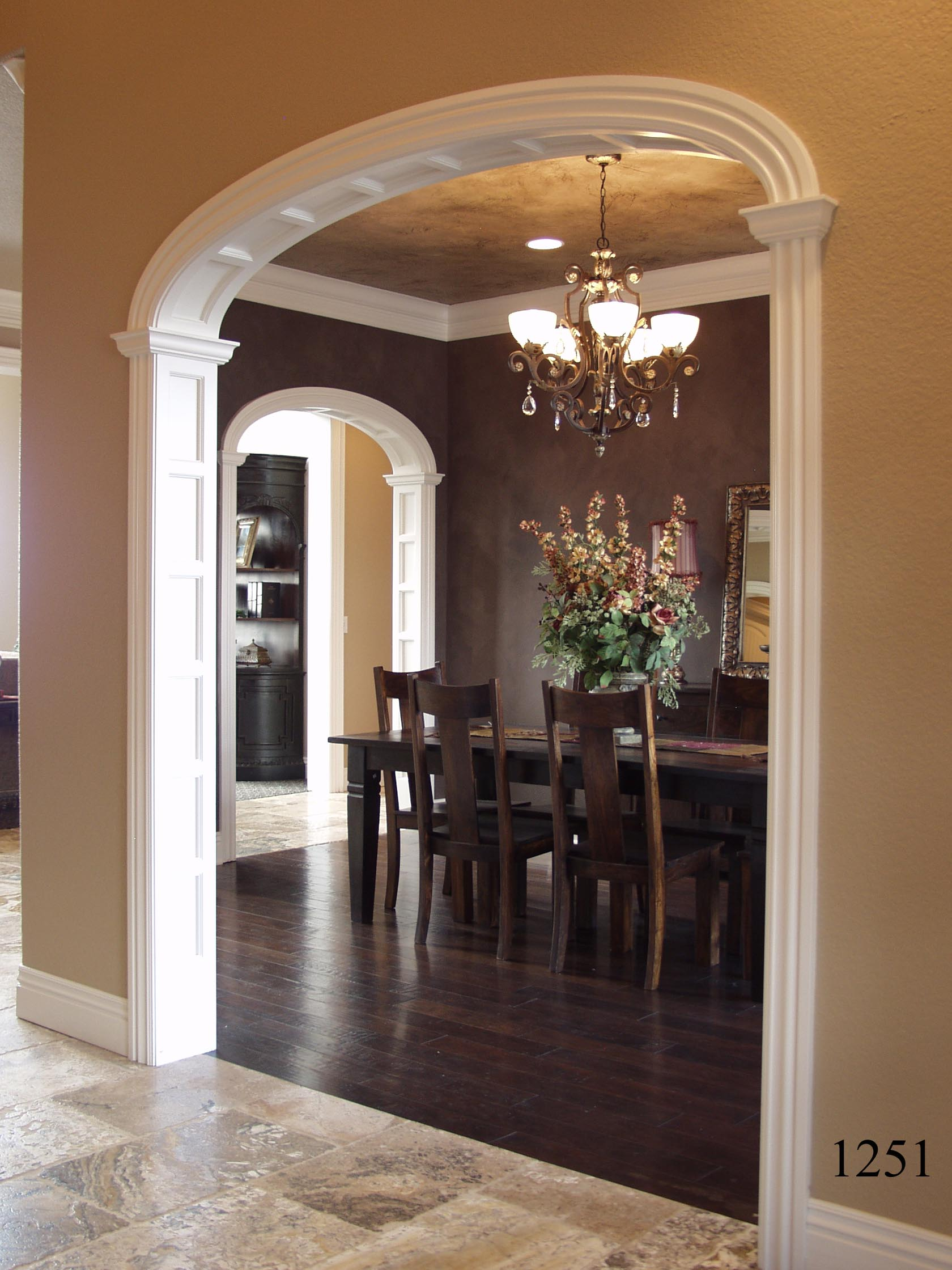 Elegant Arches  Rounded Archway Mouldings in Rogers Arkansas