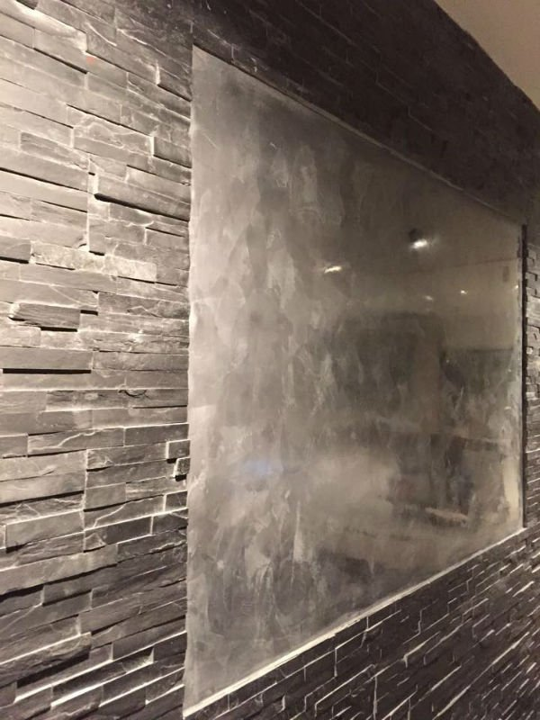 UK Home Decorating  Polished Plaster Finishes  Venetian