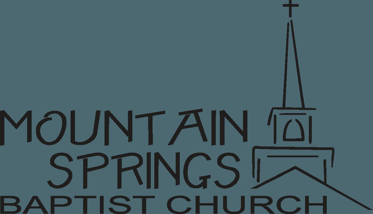 Mountain Springs Baptist Church