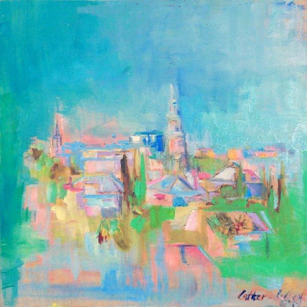 Charleston Art Market