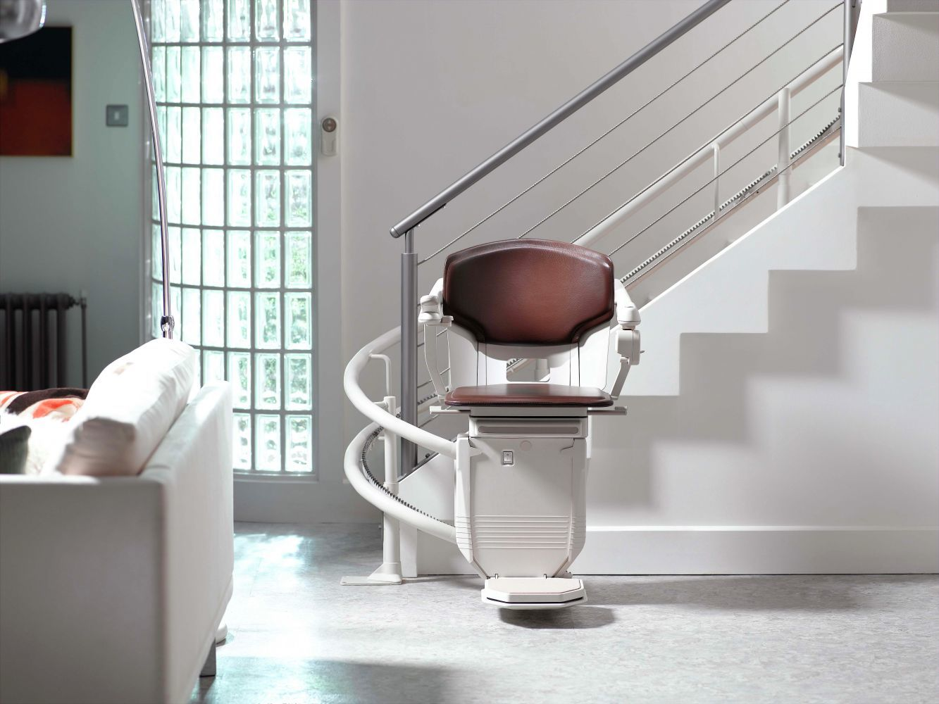 chair lifts for stairs with landings covers wedding diy independence 2011 stairlifts