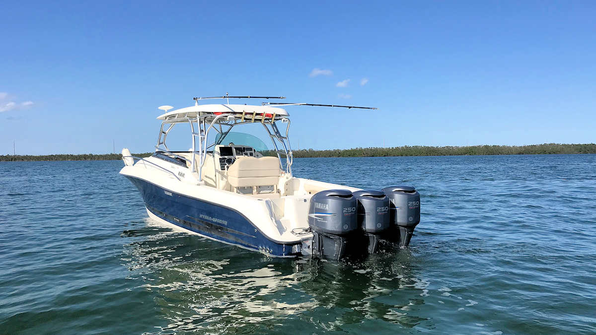 Preowned Boats For Sale Used Boats For Sale By Boat Depot In Key Largo FL