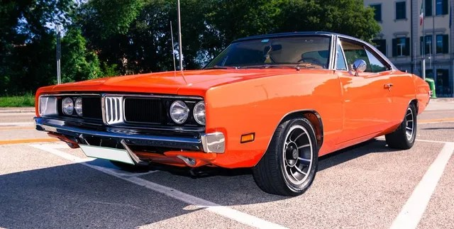 1969 dodge charger resto