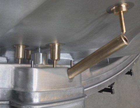 rotational alluminium molds details