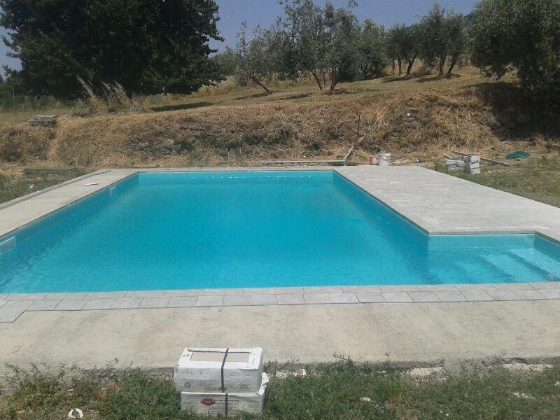 Realizzazione piscine Firenze Aqva Service