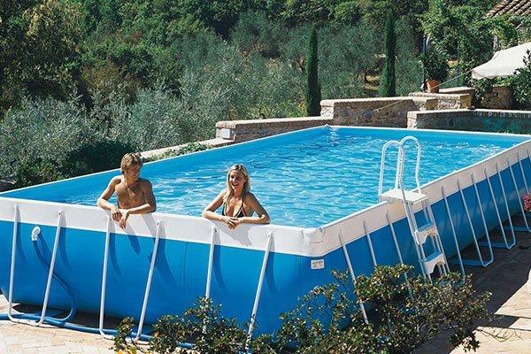 Laghetto Classic h 100 120 Firenze Aqva Service Piscine