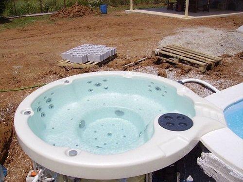 Fiber glass swimming pool Firenze Aqva Service Piscine