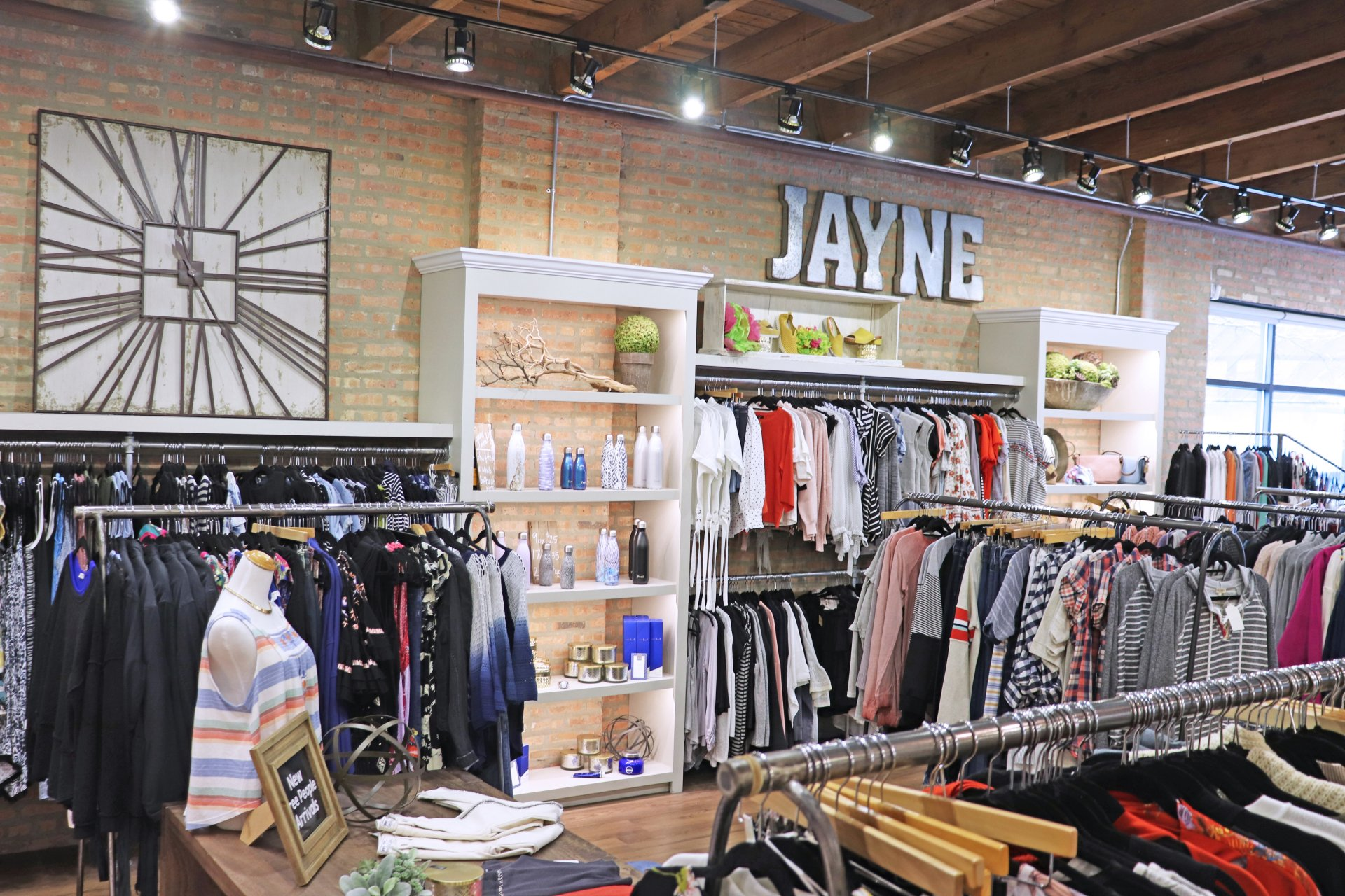 Home Shopping Retail Clothing Accessories Jewelry Denim Home Goods  Jayne Boutique