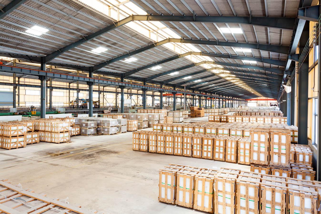 Best 5 Warehouse Design Ideas  Worldbuild365