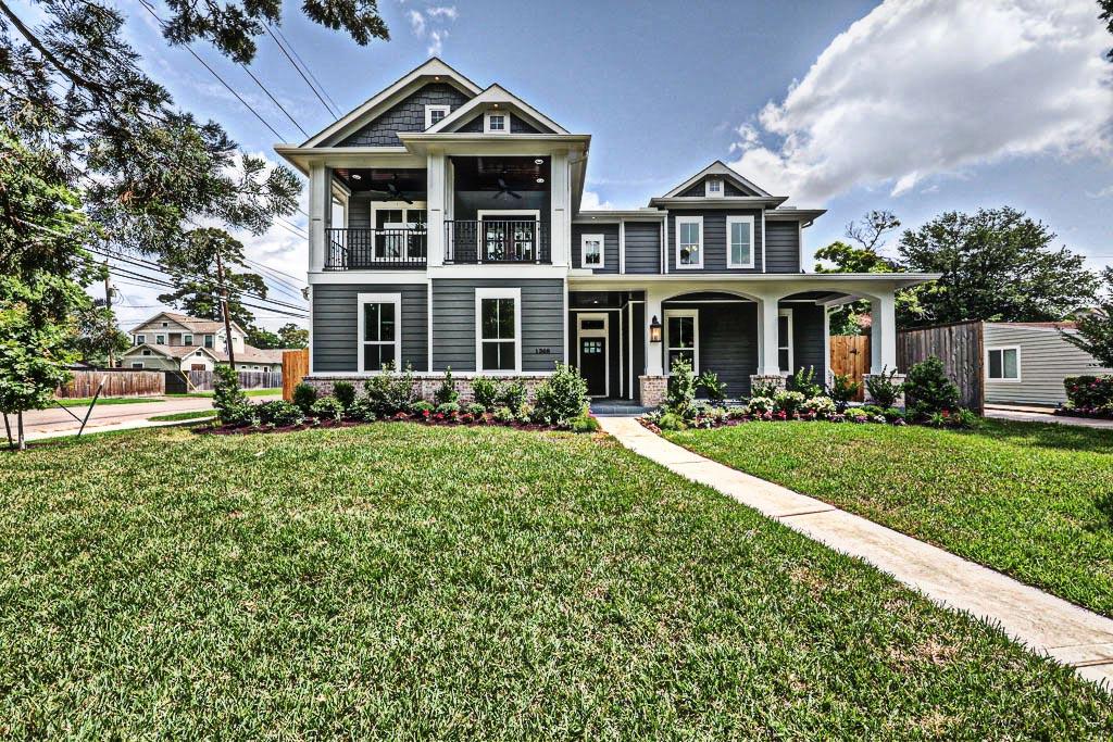 Custom Home Builder in Houston  Build On Your Lot  Wood Custom Homes