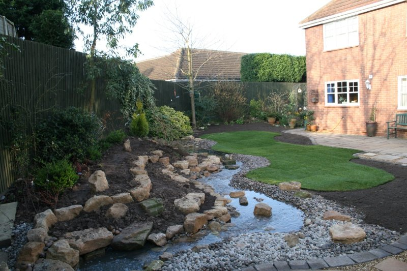 Landscape Design Nottingham