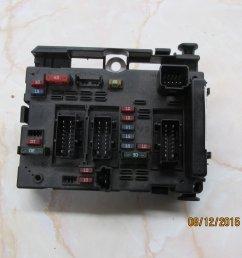 p307 fuse box front view [ 4608 x 3456 Pixel ]
