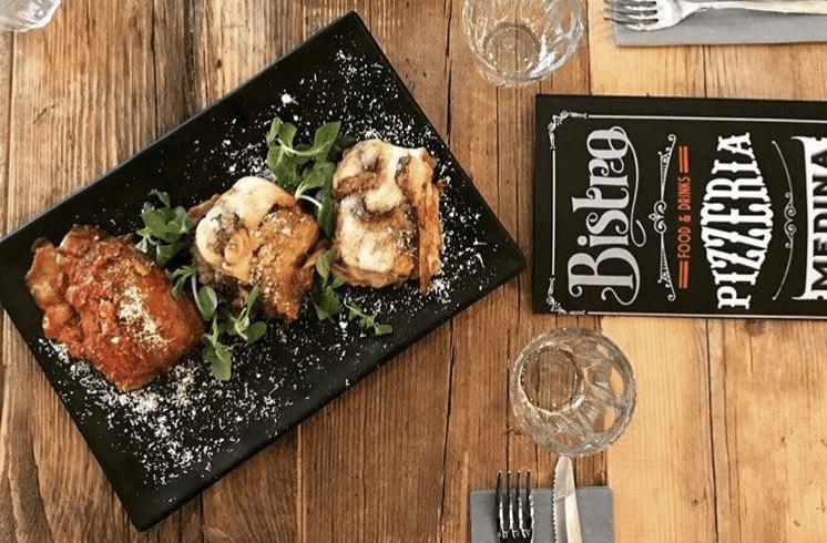 Piatti della cucina napoletana  Leini TO  Bistro Medina