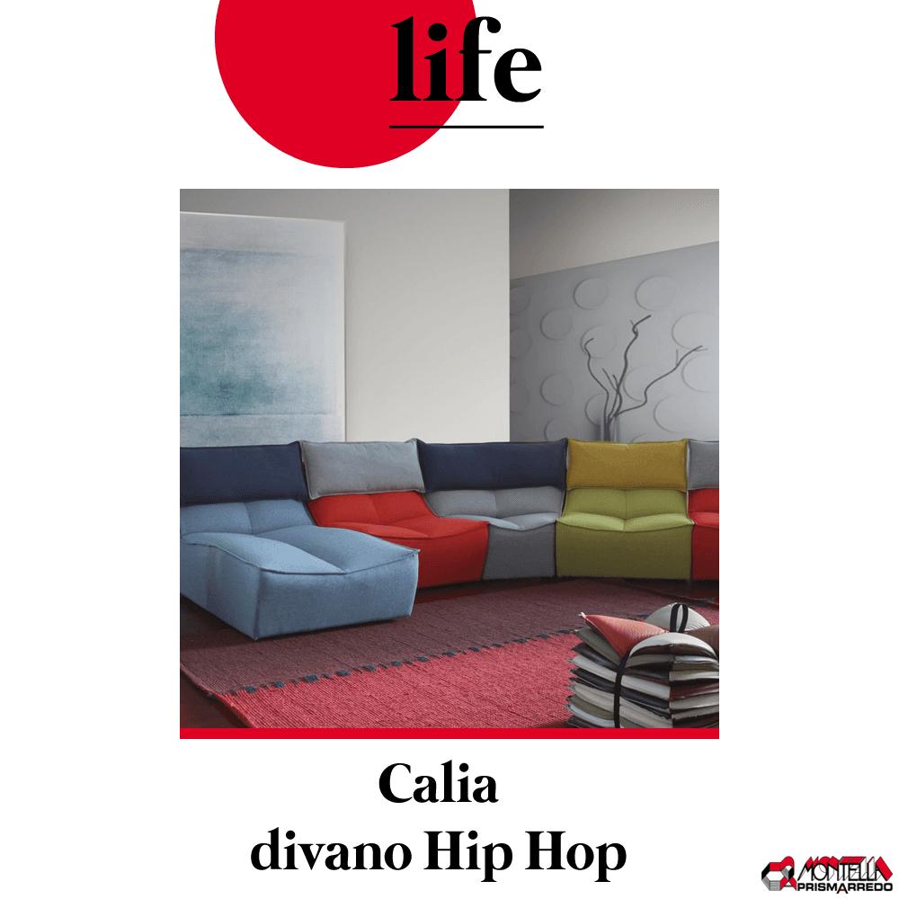 life Calia divano Hip Hop