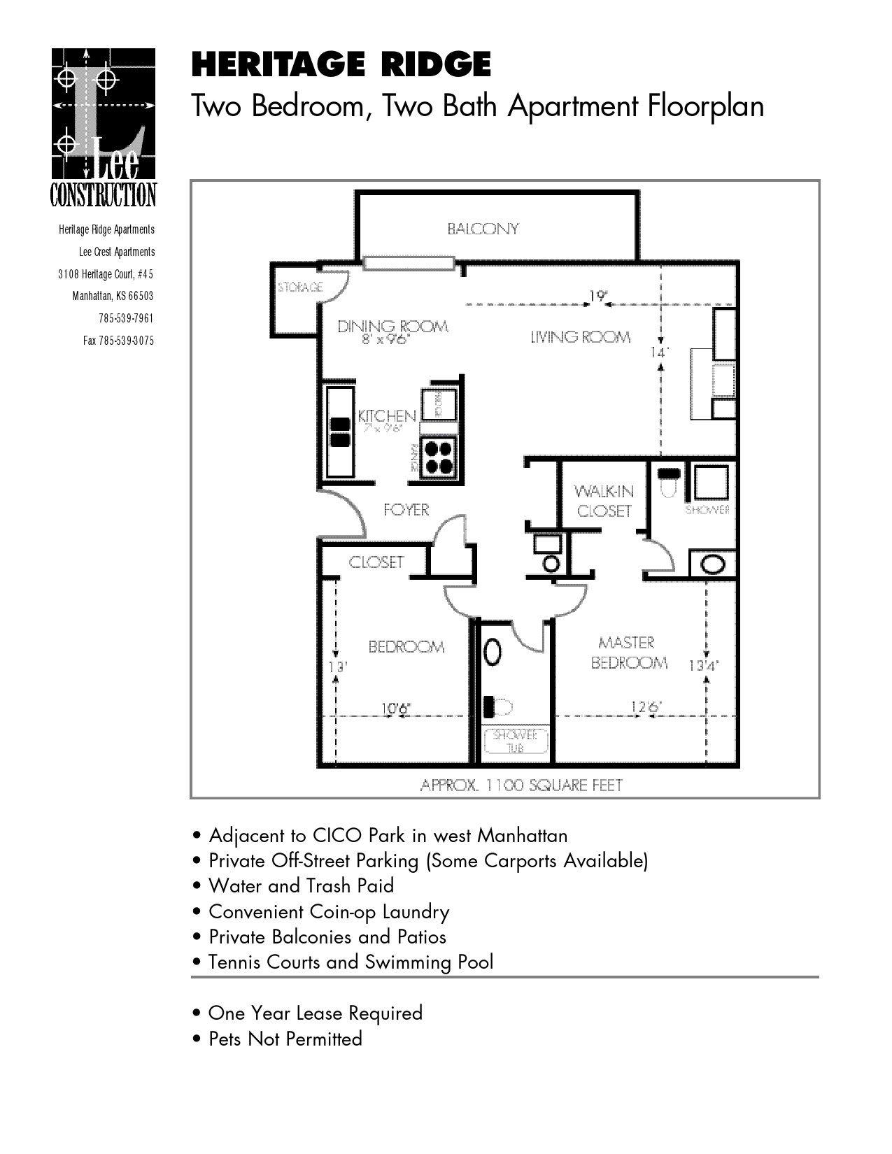 Heritage Ridge Apartments