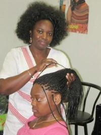 Sunrise African Hair Braiding - Greensboro, NC