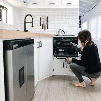Our Tiny Kitchen