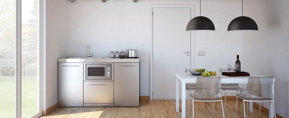 Progettiamo cucine compatte  Bergamo  Italia  FM Progetto Cucina
