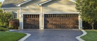 18 Feet Garage Doors Stunning Home Design