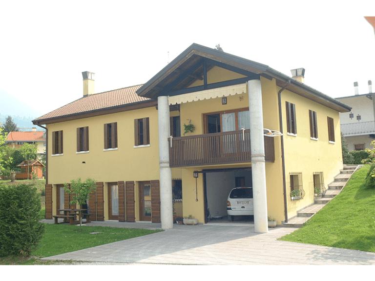 Case in legno  Belluno  Treviso  Venezia  Verona  Vicenza  Padova  Belwood