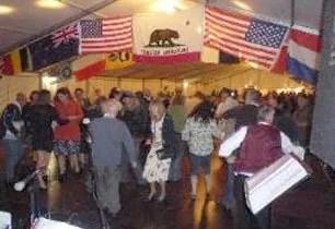ballroom dance band ashby