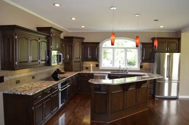remodeling your kitchen paint on a budget