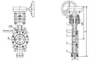 Floating Ball Valve Butterfly Valve Wiring Diagram ~ Odicis