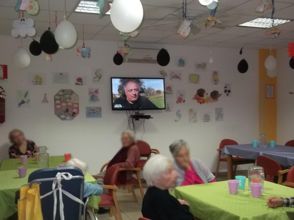 Servizi per anziani  Bari  Casa Caterina