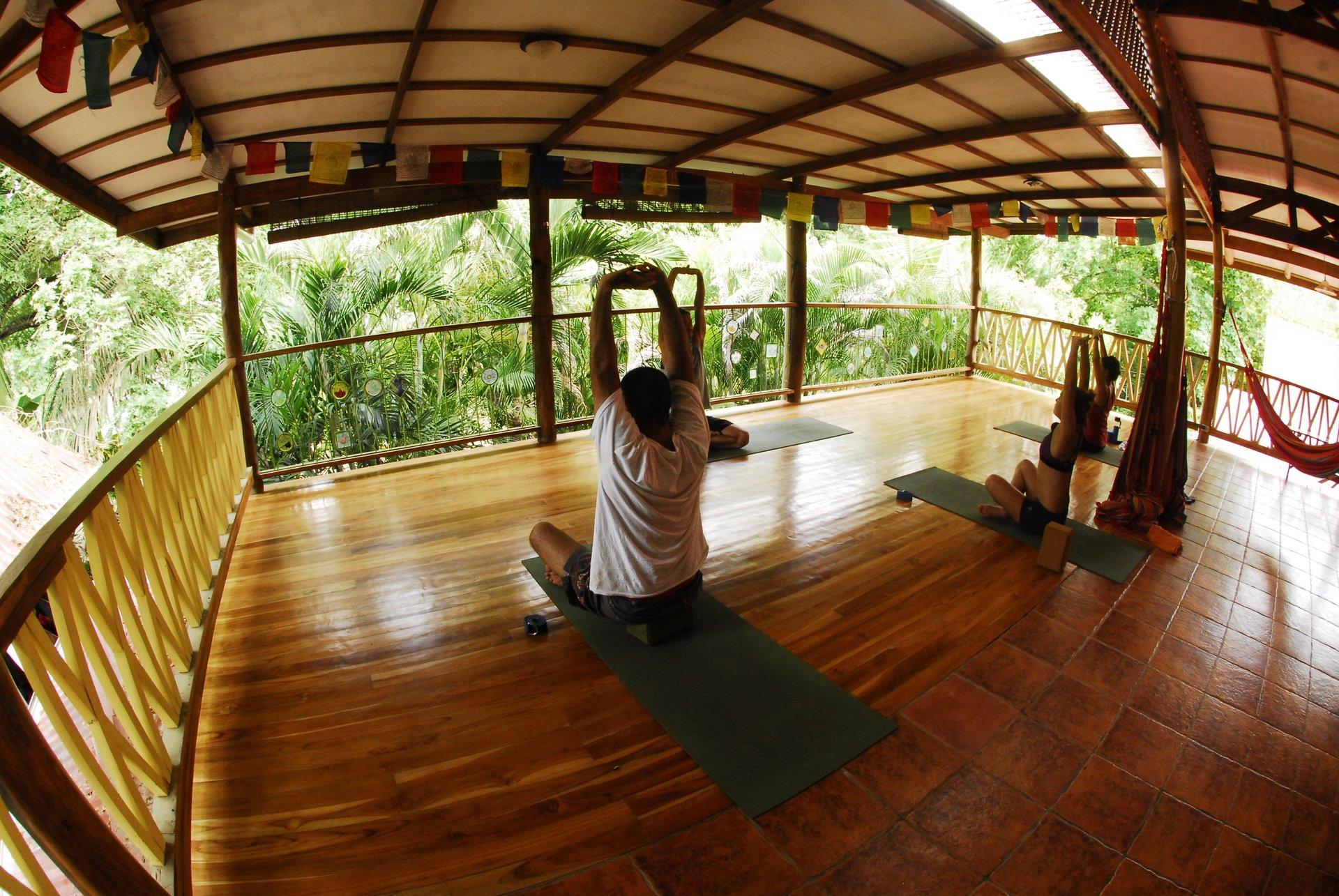 Yoga Schedule at Casa Zen Gueshouse and Yoga Center