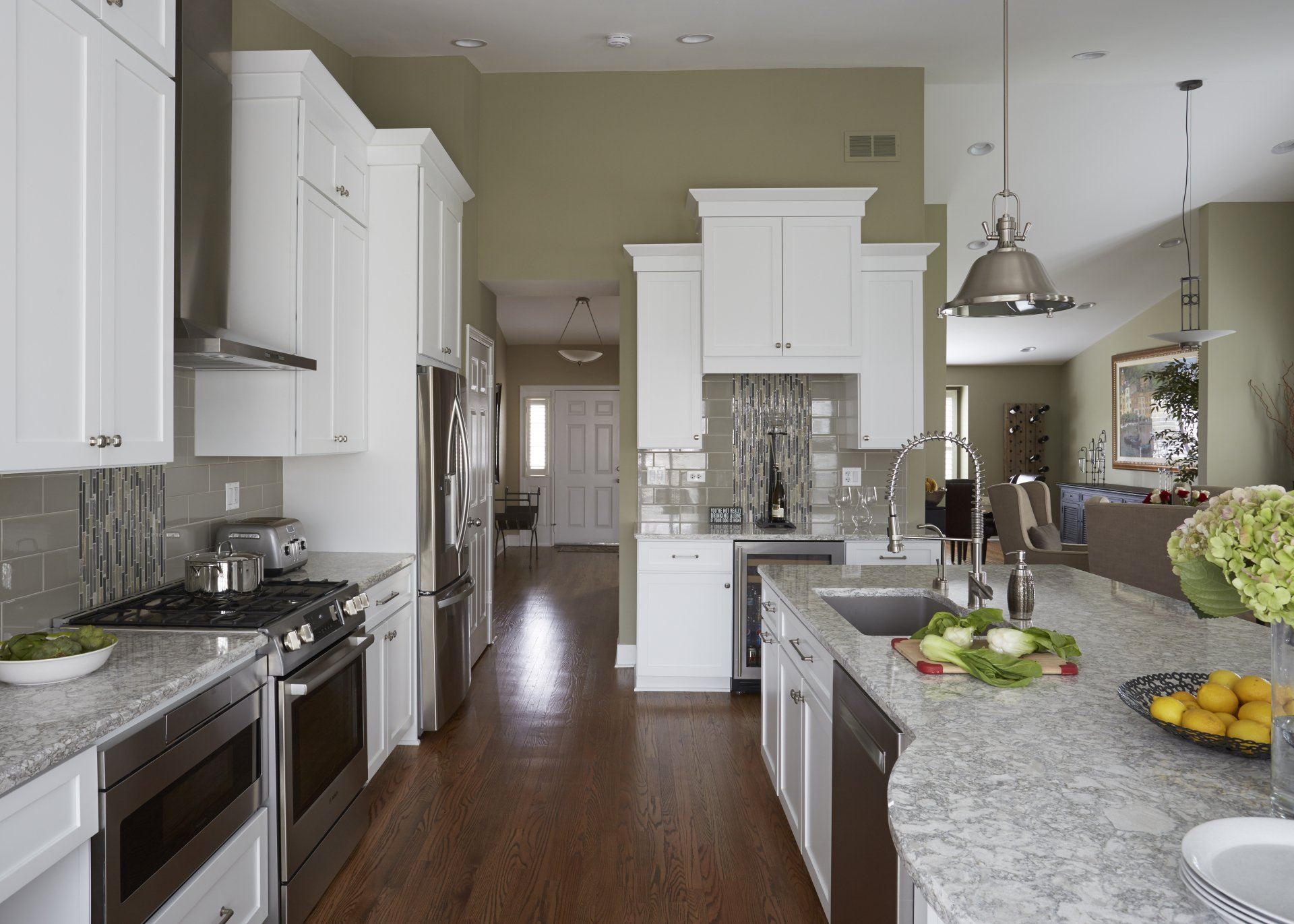 Open vs Closed Kitchen Layouts